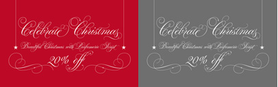 Parfumerie Script by Typesenses is 20% off till December 11th.