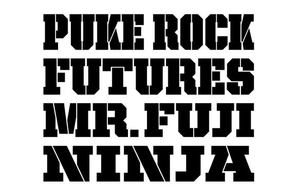 Stencil Serif Slab Serif Fonts Typecache Com