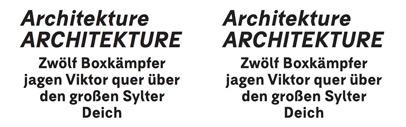 Helvetica Alternatives No 2 | TYPECACHE COM